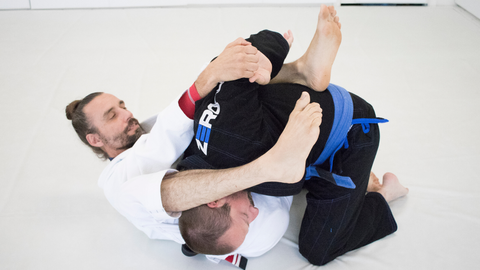 Finding Your Flow in Jiu Jitsu