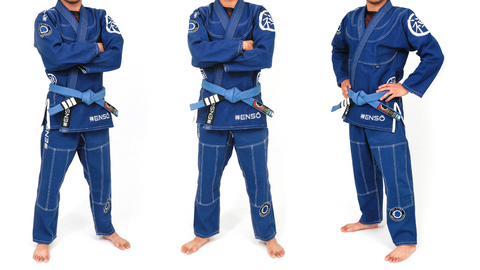 8 Steps to Finding the Best BJJ Gi