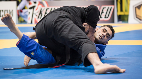The Importance of Footwork in Jiu Jitsu