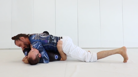 The Head Lopper Choke from Side Control