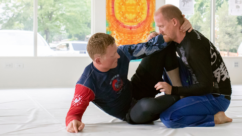 Physical Health and Fitness Benefits Of Brazilian Jiu-Jitsu