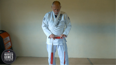How to Your Jiu Jitsu Belt
