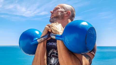 Kettlebell Training for Jiu Jitsu Part 2