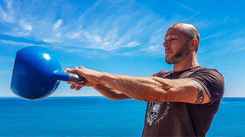 5 Reasons Kettlebells are the Perfect Compliment to Jiu Jitsu