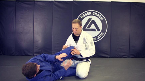 How to Beat the Half-Guard Knee Shield