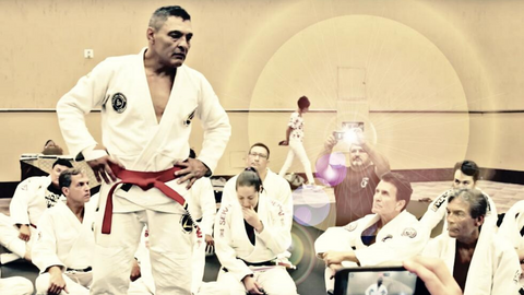 Rickson Gracie: Jiu Jitsu's Living Legend