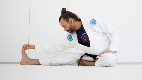 Mobility Training for Jiu Jitsu