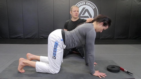 The Best Yoga Posture for BJJ?