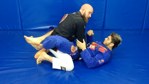 Opening the Closed Guard with Kit Dale