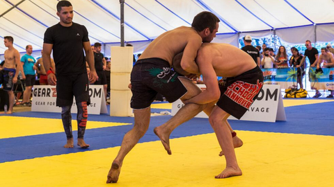 BJJ's Biggest Weakness is it's New Secret Weapon