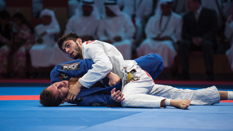 Improve Your Jiu Jitsu Side Mount