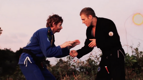 The Spirit of Jiu Jitsu - a Film by Stuart Cooper