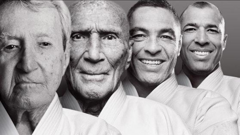 The Gracies - First Family of Jiu Jitsu
