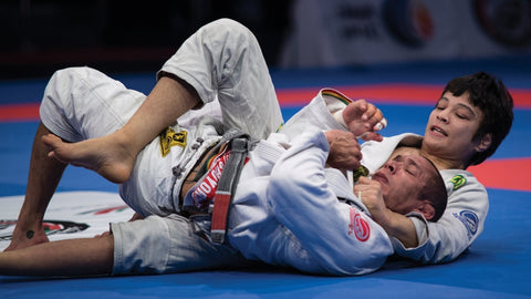 Tips for Smaller Jiu Jitsu Players