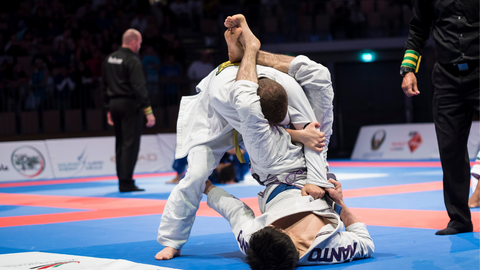 Why You Should Compete at Least Once in BJJ