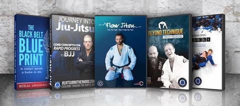 The Best BJJ Videos - Kit Dale, Nic Gregoriades & Mike