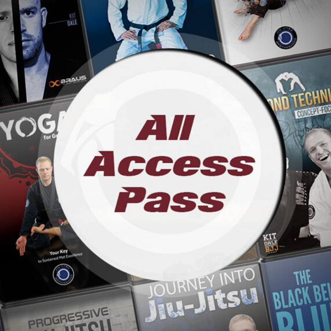 All Access Pass Mega-Bundle | The Jiu Jitsu Brotherhood