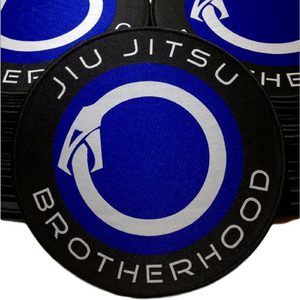 'Tail Eater' BJJ Gi Patches | The Jiu Jitsu Brotherhood