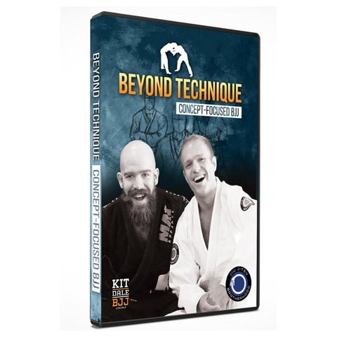 Beyond Technique with Kit Dale | The Jiu Jitsu Brotherhood