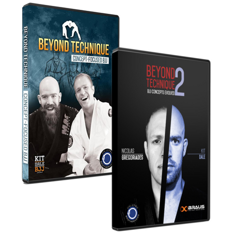 Beyond Technique Bundle - Digital Download | The Jiu Jitsu Brotherhood