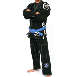 Ensō 3.0 BJJ Gi (Black) | The Jiu Jitsu Brotherhood