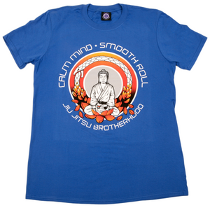 Black Belt Buddha 2.0 (Blue)