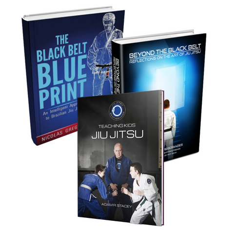 Jiu Jitsu Books Bundle | The Jiu Jitsu Brotherhood