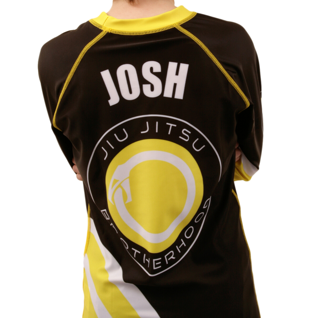 Custom Rashguard - Kids (IBJJF Colors)