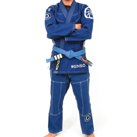 Ensō 3.0 BJJ Gi (Blue) | The Jiu Jitsu Brotherhood