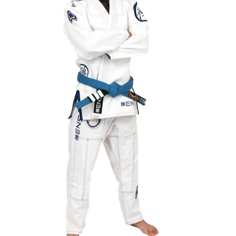 Ensō 3.0 BJJ Gi (White) | The Jiu Jitsu Brotherhood