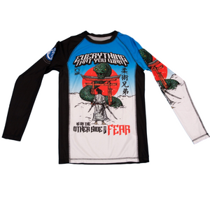 'Face Your Fears' Rashguard