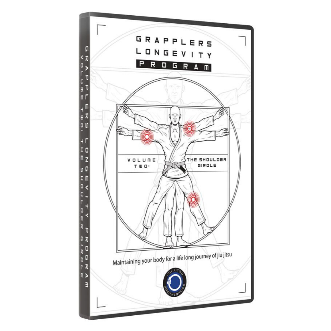 Grappler's Longevity Vol. 2 - The Shoulder Girdle | The Jiu Jitsu Brotherhood