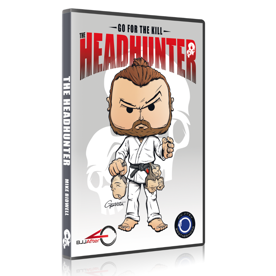 The Headhunter Choking System | The Jiu Jitsu Brotherhood
