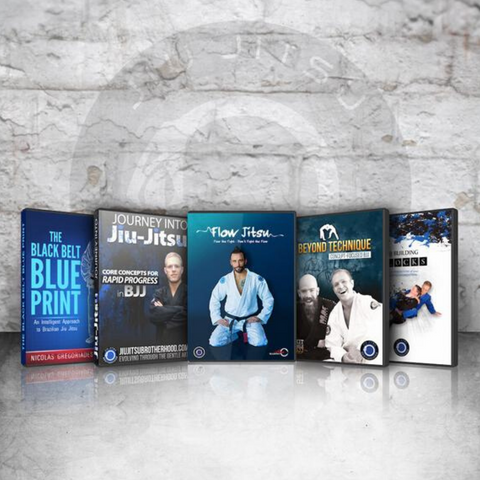 Instructional Products Bundle | The Jiu Jitsu Brotherhood