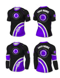 Custom Rashguard (IBJJF Colors) - The Jiu Jitsu Brotherhood  - 11