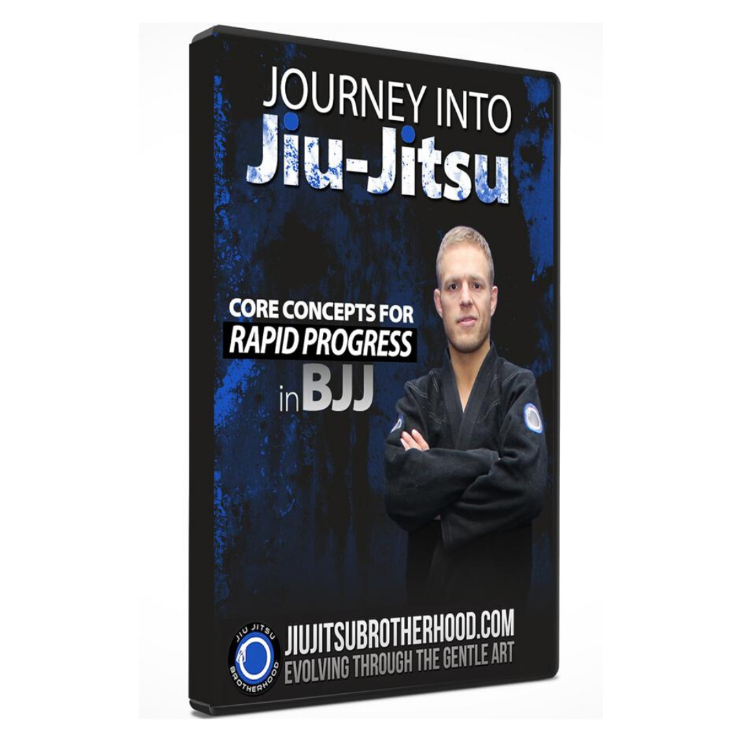 Journey into Jiu Jitsu - Digital Download