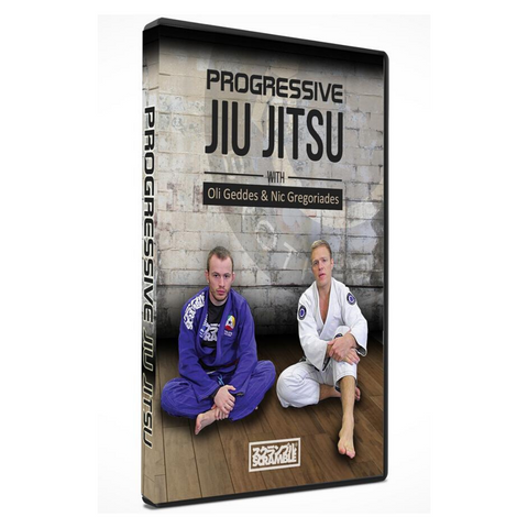Progressive Jiu Jitsu - Digital Download | The Jiu Jitsu Brotherhood