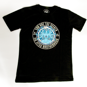 'The Seeker' Jiu Jitsu Shirts (Black) | The Jiu Jitsu Brotherhood