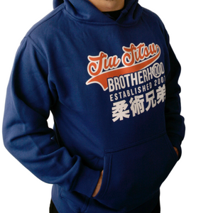 'Signature Series' Jiu Jitsu Hoodie | The Jiu Jitsu Brotherhood
