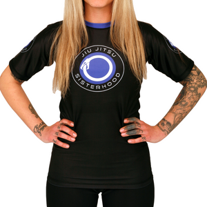 Sisterhood Rashguard | The Jiu Jitsu Brotherhood