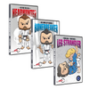Spider-Ninja Triple Pack | The Jiu Jitsu Brotherhood