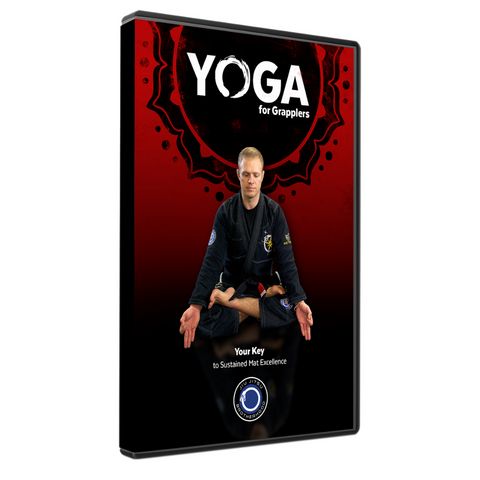 Yoga for Grapplers - Digital Download