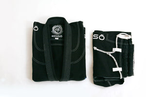 Ensō 3.0 Gi (Black) | The Jiu Jitsu Brotherhood