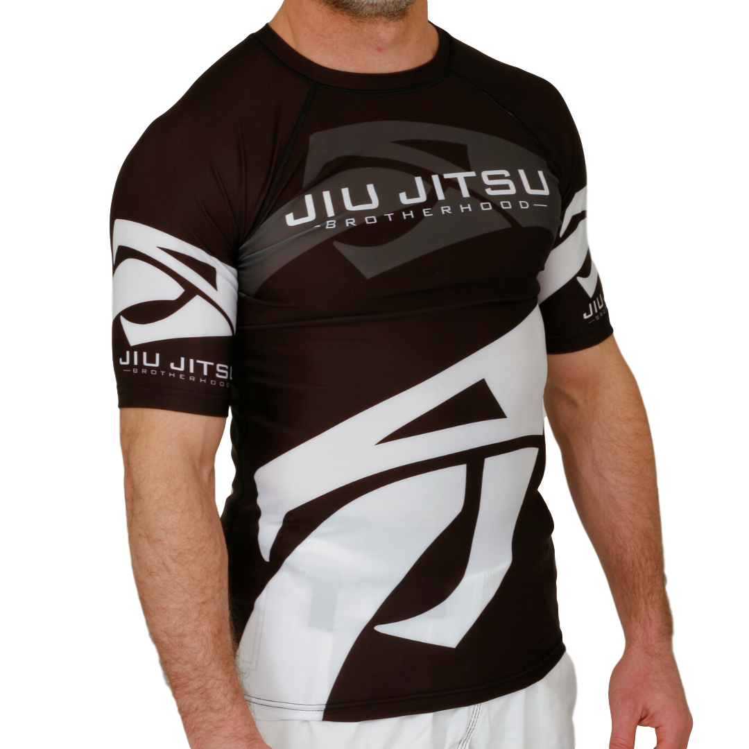 'Tail Eater' BJJ Rash Guards | The Jiu Jitsu Brotherhood
