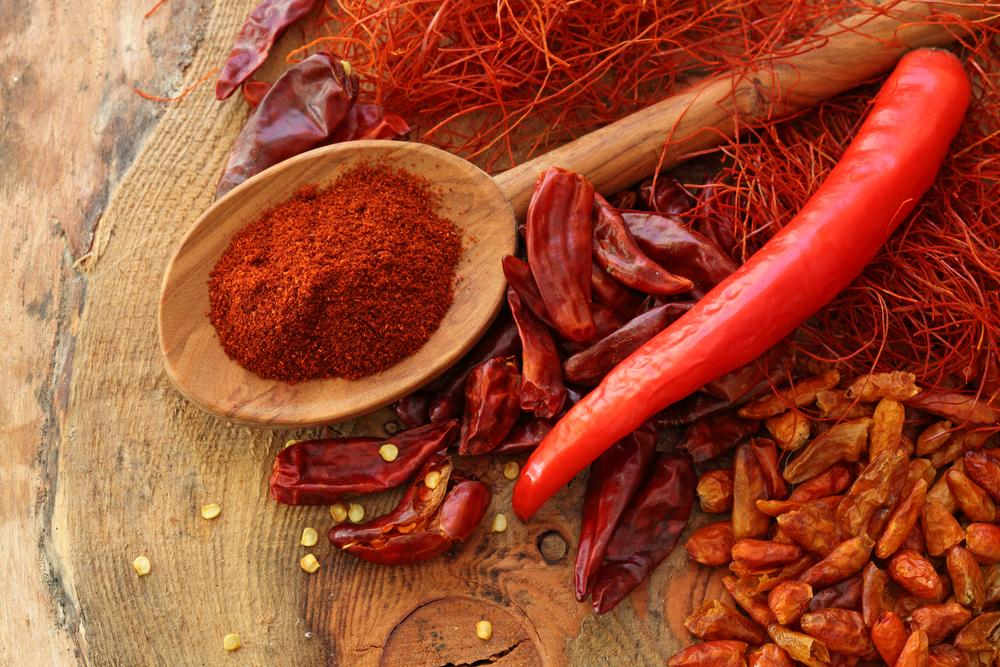 Contrary to Popular Belief That Ulcer Sufferers Should Avoid Spicy Food