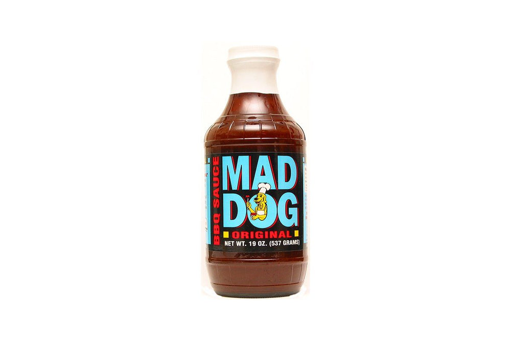 Mad Dog All Natural Barbecue Sauces