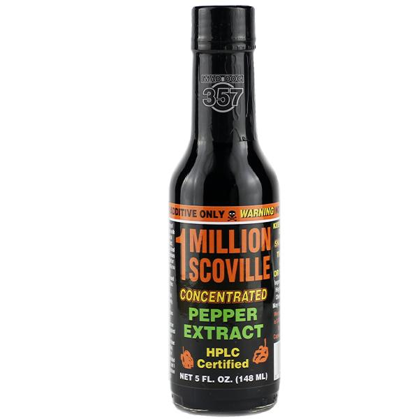 1 Million Scoville Pepper Extract 1-5oz Pepper Extract maddog357.com