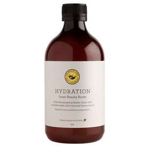 HYDRATION Inner Beauty Boost, Supercharged Formula!