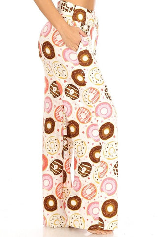 Lounge Pants - Donuts