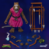 TEENAGE MUTANT NINJA TURTLES ULTIMATE x SUPER 7 - SPLINTER